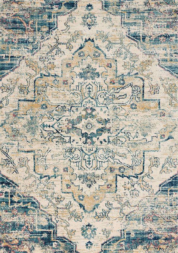 FUSION FSS13 CREAM BLUE
