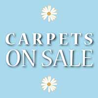 Save on carpets during our Spring Fling sale